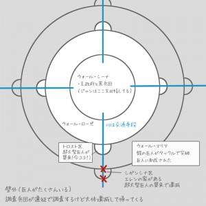 アニメ4話時点の地図